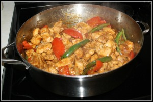 StirFryChickenVeggies
